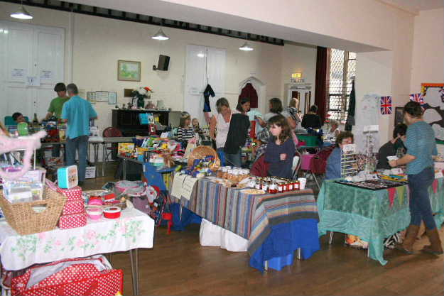 Table top sale, 4th September '11
