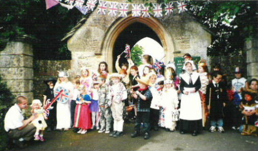 KSM Golden Jubilee Fancy Dress 03.06.02