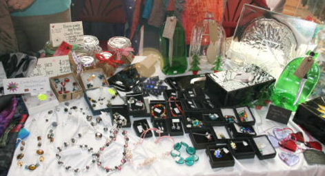 Jewellery avaialable from the shop