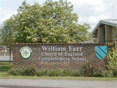 William Farr Church of England Comprehensive School